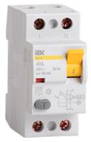 Выключатели дифференциальные ВД1-63 (УЗО)