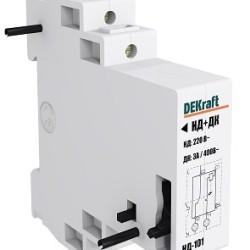 Расцепители независимые для автоматических выключателей НД-101