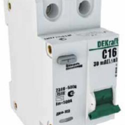 Дифференциальные автоматы серии ДИФ-103