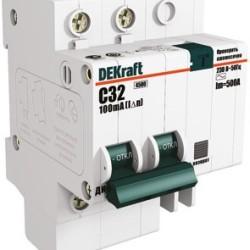 Дифференциальные автоматы серии ДИФ-101