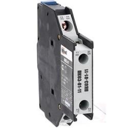 Приставки контактные боковой установки серии ПК-03-01
