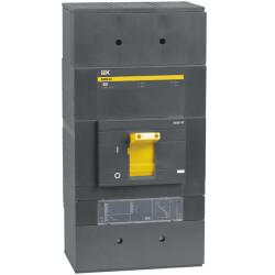 Автоматические выключатели ВА88 с электронным расцепителем МР211