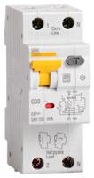Автоматические выключатели дифференциального тока АВДТ32 на токи 50, 63А