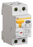 Автоматические выключатели дифференциального тока АВДТ32 на токи до 40А