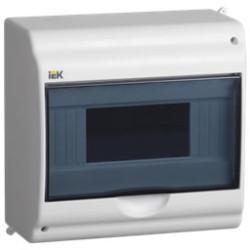 Боксы для автоматических выключателей модульной серии КМПн, IP20, IP30, IP31