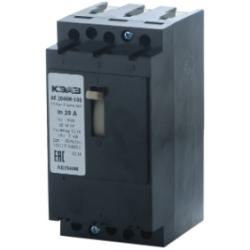 АЕ20М Блочные автоматические выключатели на токи от 0,6А до 63А