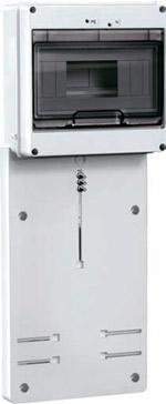 Панели ПУ для установки электрических счетчиков