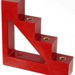 Изоляторы шинные ступенчатые