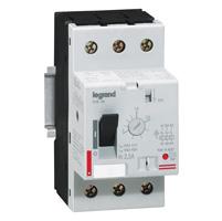 Автоматические выключатели для защиты электродвигателя