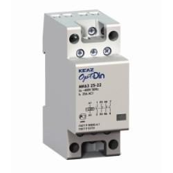 OptiDin MK63 Контакторы модульные на токи от 20А до 63А