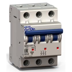 OptiDin BM63-OT Ограничители тока модульные до 63А