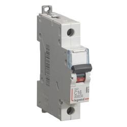 Автоматические выключатели DX³ 6000 – 10 кА с термомагнитным расцепителем на токи от 0,5 до 63 А