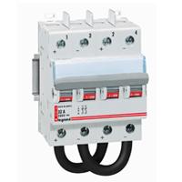 Выключатели-разъединители постоянного тока с рычагом