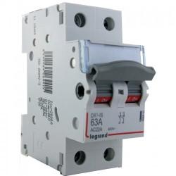 Выключатели-разъединители DX³-IS – на токи от 20 до 125 А