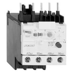 TeSys LR2 k – Тепловые реле перегрузки с ручным или автоматическим повторным возвратом с 0,11 до 16А и 0,06 до 5,5кВт