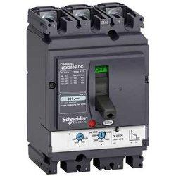 Compact NSX DC & DC PV – Автоматические выключатели в литом корпусе на токи от 16 до 630 А