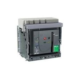 EasyPact MVS – Воздушные автоматические выключатели для передачи мощности на токи от 800 до 4000 A, идеальный выбор для установки на вводе электрораспределительного щита в зданиях различного назначения