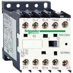 TeSys K – Реверсивные или нереверсивные контакторы до 5,5 кВт 400/415В