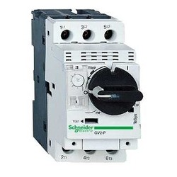 TeSys GV2 – Автоматические выключатели с магнитным и комбинированным расцепителем до 15кВт