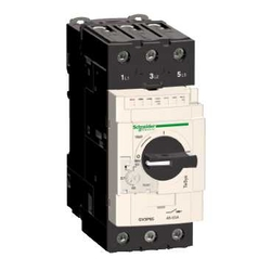 TeSys GV3 – Автоматические выключатели с магнитным и комбинированным расцепителем до 30кВт