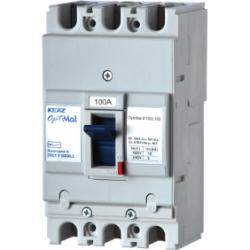 OptiMat E100 РЕГ Блочные автоматические выключатели на токи от 16А до 100А