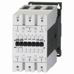 OptiStart K AC/DC Контакторы с универсальной катушкой управления (переменным и постоянным) током на 10A до 1350A