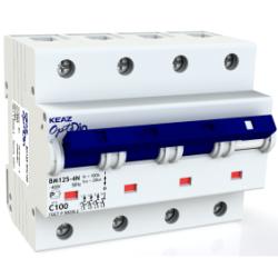 OptiDin BM125 РЕГ Модульные автоматические выключатели на переменный ток до 125А
