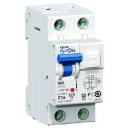 OptiDin D63 Автоматические выключатели дифференциального тока на токи до 40А