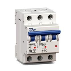 OptiDin BM63 АЭС Модульные автоматические выключатели на переменный ток до 63А