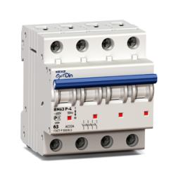 OptiDin BM63P РЕГ Выключатели нагрузки модульные на токи до 63А