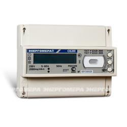 Энергомера CE201-R8