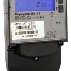 Меркурий 203.2Т