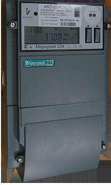Меркурий 234 ART