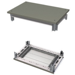 Каркас шкафа CQE- комплекты крыша+основание