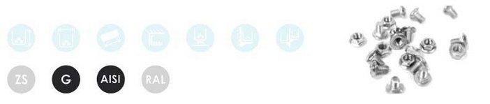 Крепежные элементы CLIVE
