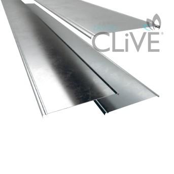 Крышки для перфорированного и неперфорированного лотка CLIVE