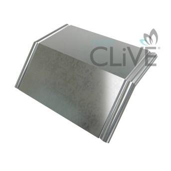 Крышки поворота 45° вертикального внешнего CLIVE