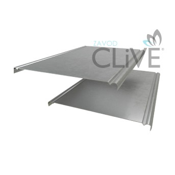 Крышки поворота шарнирного лестничного лотка CLIVE
