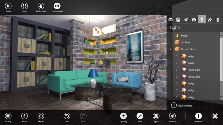 Live interior 3d pro русификатор
